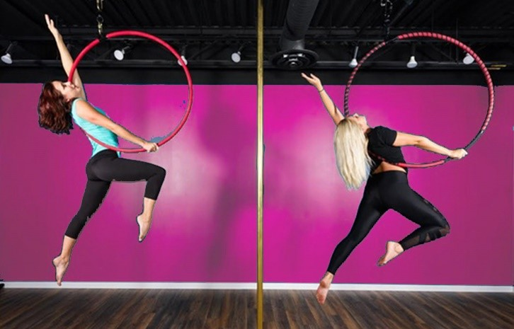 Aerial Hoop Parties (Our venue only)
